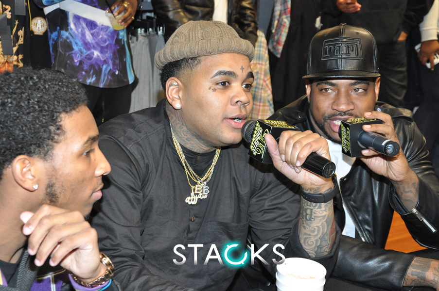 Kevin Gates #Islah Album Signing [PHOTOS] | STACKS Magazine