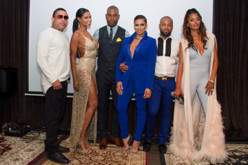 Benzino - Jennifer Williams - Karamo Brown - Laura Govan - Carlos King - Claudia Jordan 2