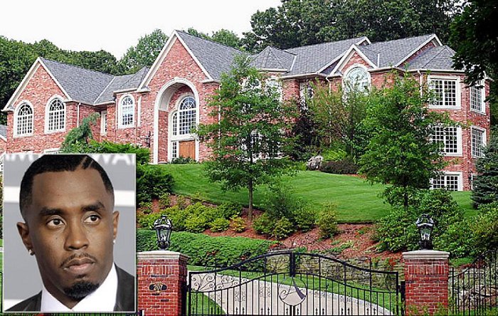 For Sale P Diddy S New Jersey Mansion Stacks Magazine