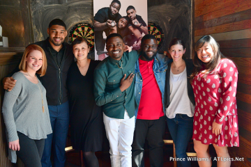 Ghostbrothers with Destination America Staff