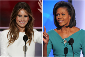 melania-trump-michelle-obama