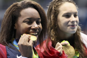simone-manuel-and-penny-oleksiak