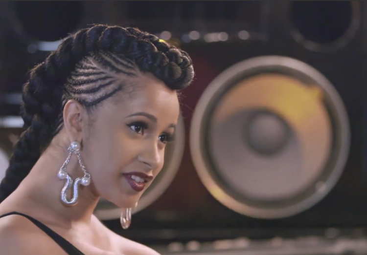 Cardi B Hip Hop: Cardi B Joins Cast Of 'Being Mary Jane'