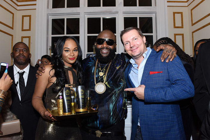 Rick Ross & RICH Hair Care CCO, Will Kurik
