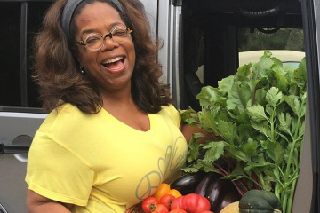 Oprah Winfrey Wants Us to Eat 'Mealtime Stories'