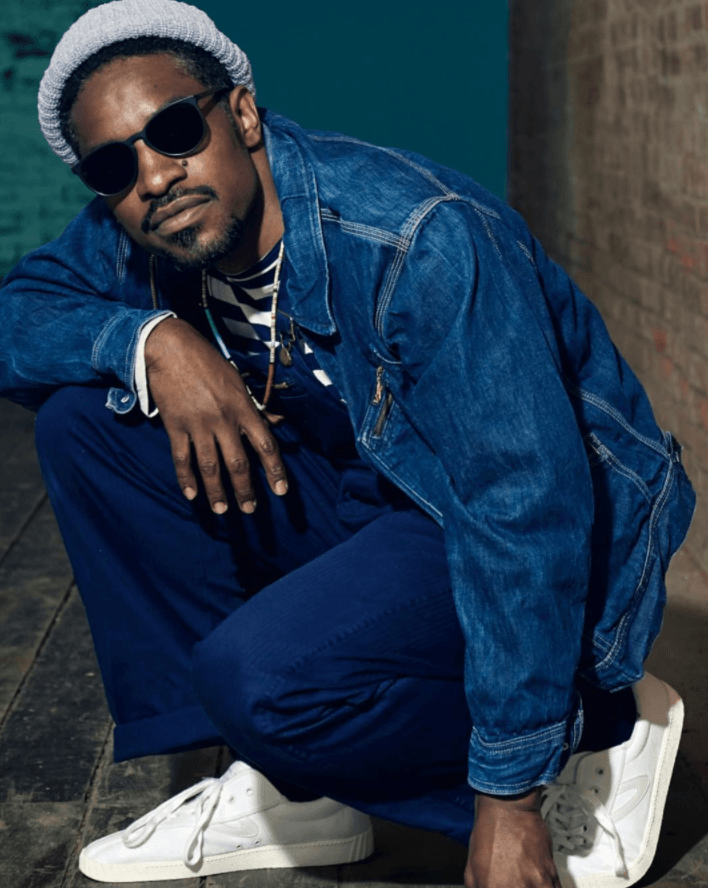 Andre 3000 for Tretorn - StacksMag