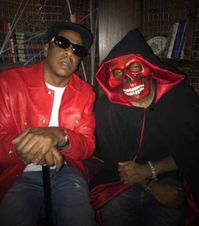 jay z beyonc tyler perry more attend kelly rowlands costume couture party photos